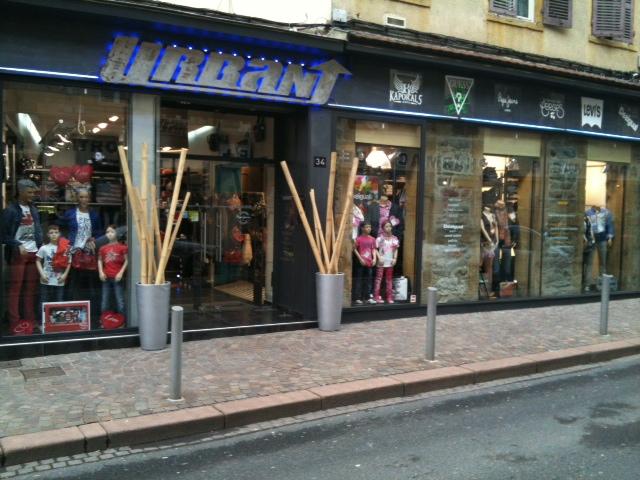 Boutique de vêtements L'Arbresle Boutique Urban